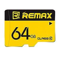 hobbyant Remaxオリジナル64GB TFカードClass10携帯電話用高速フラッシュデータストレージメモリカード