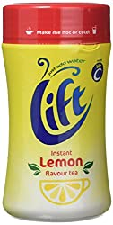 Tangy refreshing delicious lemon flavour tea drink Perfect drink for refreshment in a instance Gives you a quick and easy way to enjoy a tasty cuppa with no mess or fuss Ideal to drink anytime throughout day