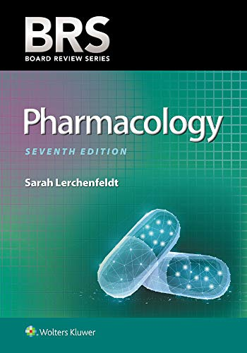 Compare Textbook Prices for BRS Pharmacology Board Review Series 7 Edition ISBN 9781975105495 by Lerchenfeldt, Sarah,Rosenfeld Ph.D., Gary