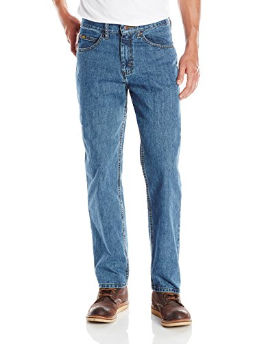 Lee Men's Relaxed Fit Straight Leg Jean, Newman, 36W x 30L