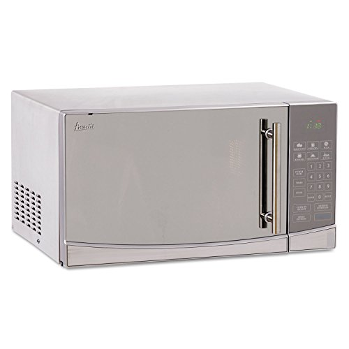 Avanti MO1108SST 1.1 Cubic Foot Capacity Stainless Steel Touch Microwave Oven, 1000 Watts