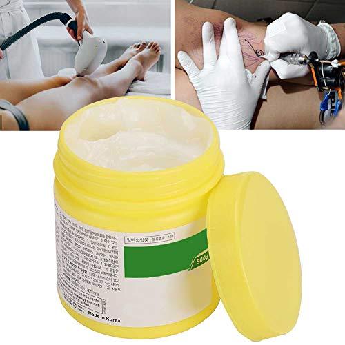 Tattoo Numbing Creme, Schmerzlinderungscreme Creme, Tattoo Supplies, Skin Numb Creme, Microblading Body Piercing Numb Creme, für Tattoos, Laser-Haarentfernung, Punktionen(19.8{2c03f005d9d940e05faabeddfb77545bdc62237f12103b324f552ef34079fd3e})