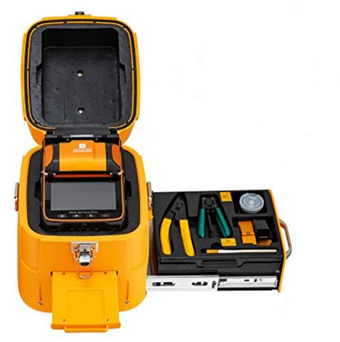 Empalme de fibra óptica AI-9 con 5 segundos Tiempo de empalme 7800mAH Empalme de fibra...