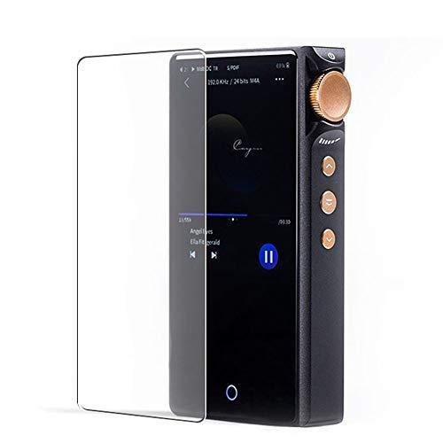 Vaxson 3 Stück Schutzfolie, kompatibel mit Cayin N3Pro N3 PRO, Displayschutzfolie Bildschirmschutz Blasenfreies [nicht Panzerglas]