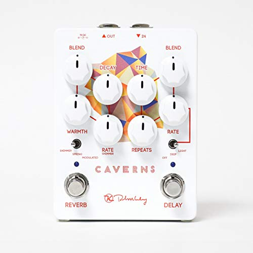 Keeley Caverns V2 Delay/Reverb Effects Pedal