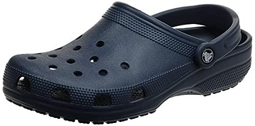 Crocs Clogs, für Damen und Herren, klassisch, bequem, Schlupfschuh, Blau