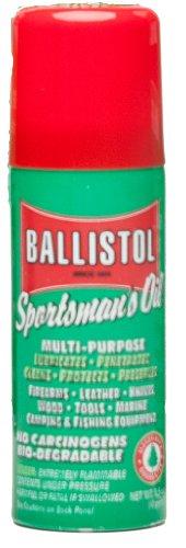 Ballistol Multi-Purpose Travel Size Non-CFC Aerosol Can Lubricant Cleaner Protectant 1.5 oz, Single