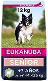 Eukanuba Alimento seco para perros senior de razas pequeñas y medianas,...