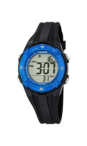 Calypso Jungen-Armbanduhr Digital Quarz Plastik K5685/1