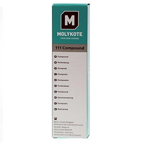 Molykote 111Compound Fett Fett Stempel für Ventile 100g