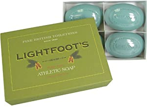lightfoot soap