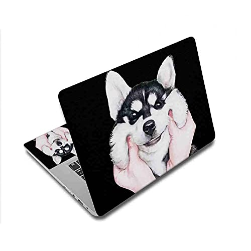 BIJIHUA Laptop Skin Sticker Decal 17' 17.3 Laptop Skin 14 15'12' 11.6' Notebook Surface Covers Sticker Computer Stickers for MacBook Air Pro 13/Hp/Asus/Lenovo