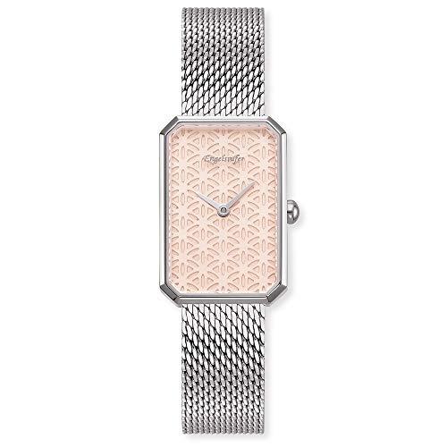 Engelsrufer Damen-Armbanduhr Lebensblume rosé ERWA-LIFL-MS-RS
