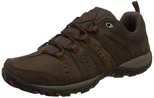Columbia Peakfreak Nomad Plus - Zapatillas para hombre, Marrón (231), 44.5