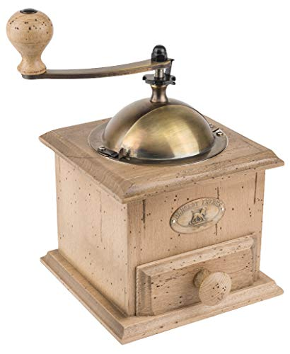 Peugeot 31152 Antique Coffee Mill, 8-1/4' x 5' x 5'