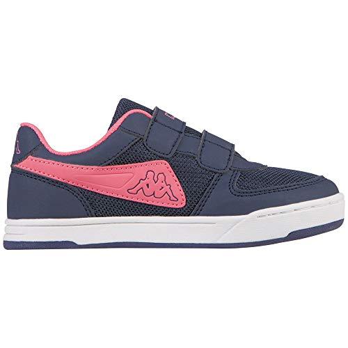 Kappa Mädchen Trooper Light Sun Kids Sneaker, Blau - 2