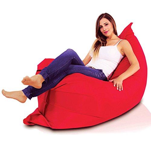 Sillón Puff Confort Interiores y Exteriores, múltiples Posiciones, Acabado Impermeable – Zen Adulto…