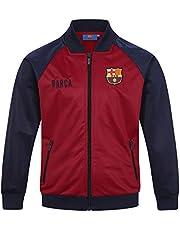FC Barcelona - Chaqueta de entrenamiento oficial - Para niño - Estilo retro