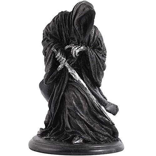 Decoración Inicio Figuras de Anime el Señor de los Anillos Escultura de Acción Modelo de Juguete Adornos Recuerdos Estatua 10.5 x 10.5 x 14.6CM Decoración Escultura