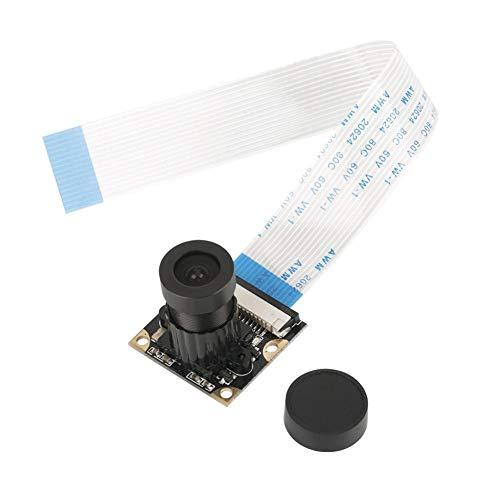 Módulo de cámara - Placa de módulo de cámara de visión Nocturna de 1pc 5MP 72 ° para Raspberry Pi B 3/2