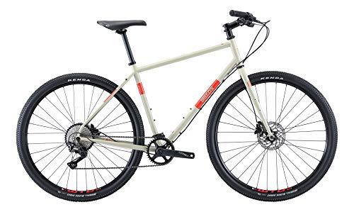 breezer Radar Cafe Cyclocross Bike 2020 (57cm, Sand/Red)