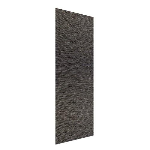 Victoria M. Panel japonés Estructurado 60 x 250cm, marrón Estructurado
