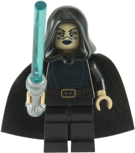 LEGO Star Wars Figur Barriss Offee mit Laserschwert