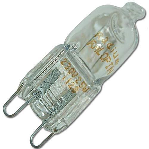 LAMPE A IODE FOUR DIETRICH TYPE G9 25W POUR FOUR BRANDT - 71X2994
