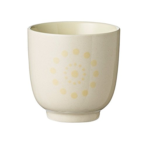 Bloom ingville Alberte Multicolore Cup Jaune