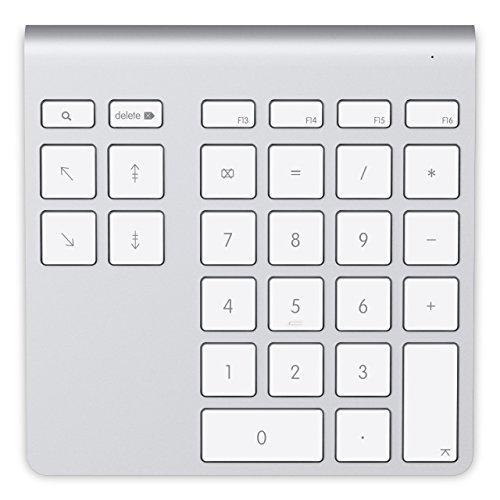 Belkin F8T067cw Version 1 YourType Numeric Keypad for Apple Wireless Magic Keyboards