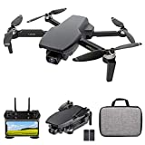 Goolsky SG108 Drone RC con Fotocamera 4K Camera Brushless Drone Doppia Fotocamera 5G WiFi FPV GPS...