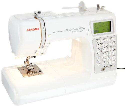 Janome Nähmaschine MC 5200