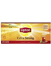 LIPTON ALAHMAR - STRONG TASTE- 25 TEABAGS BLACK TEA