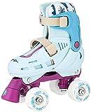 PlayWheels Frozen 2 Quad Skates Sz J10-J13