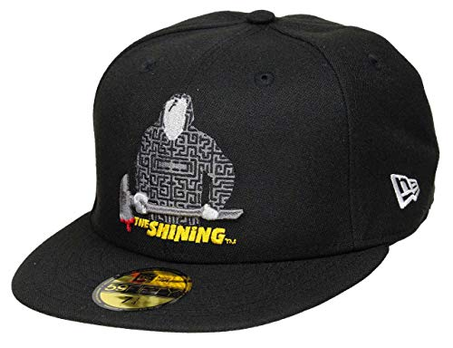 New Era The Shining 59fifty Basecap The Shining Collection Black - 7 1/4-58cm