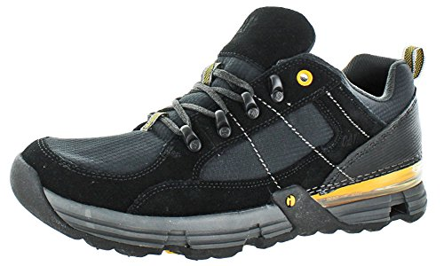 Caterpillar Syntax Men's Lace Up Casual Shoes, Black (12, Black)