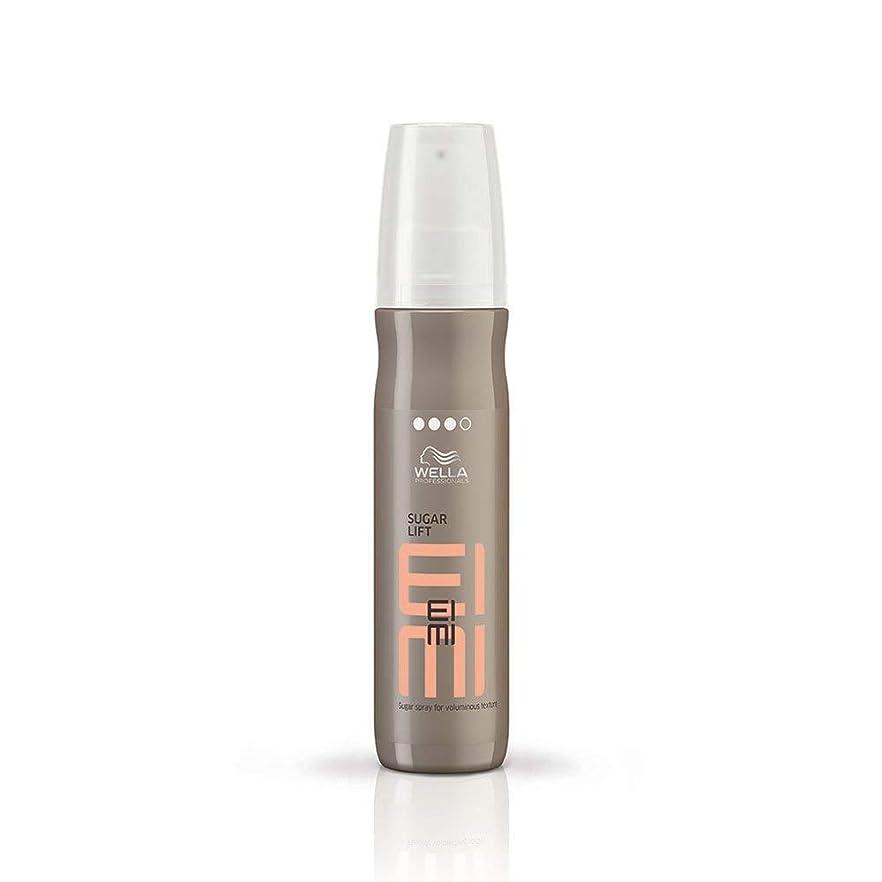話パネル他にウエラ シュガー リフト スプレー Wella EIMI Sugar Lift Sugar Spray for Voluminous Texture 150 ml [並行輸入品]