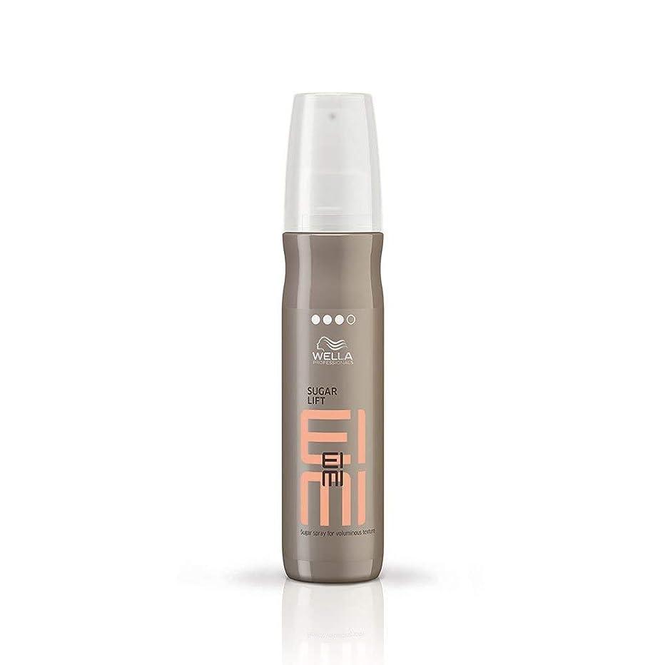 動作腹痛眠るウエラ シュガー リフト スプレー Wella EIMI Sugar Lift Sugar Spray for Voluminous Texture 150 ml [並行輸入品]