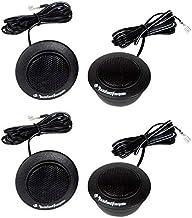 "4) Rockford Fosgate R1T-S 1"" 160 Watts Component Car Audio Tweeters System Kit photo"