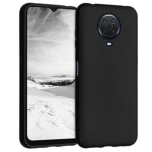 kwmobile Hülle kompatibel mit Nokia G20 / G10 - Hülle Handyhülle - Handy Hülle in Schwarz