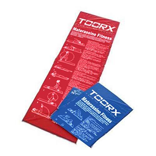Toorx Materassino Fitness Mat-GE Unisex Adulto, Nero, 64x48x54
