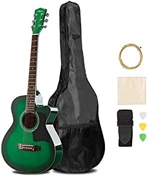 Best green acoustic guitar Reviews