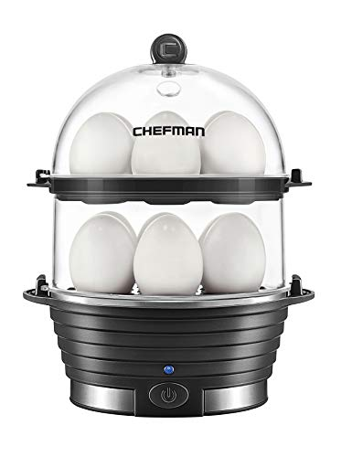Chefman Electric Egg Cooker Boil...