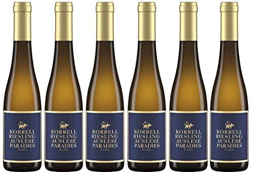 Martin Korrell: 6 Flaschen Paradies Riesling Auslese, großartig in seiner Finesse und Eleganz, mit bestechender konzentrierter Frucht