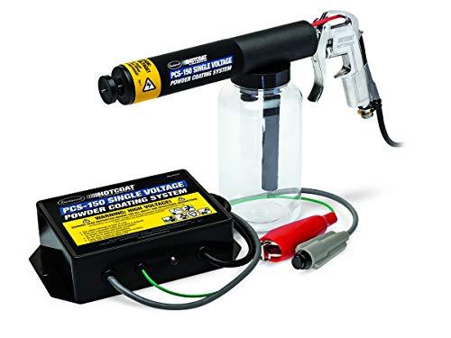 Eastwood Hotcoat Pcs-150 Single Voltage DIY Powder...