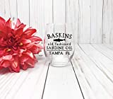 Baskins Sardine Oil, Carole You Bitch, Funny Wine Glass, Best Friend Gift, Mom Gift, Gift Ideas For Her, Carole Baskin, Tiger King Clear Crystal Red or White Wine Glasses 11 Ounce