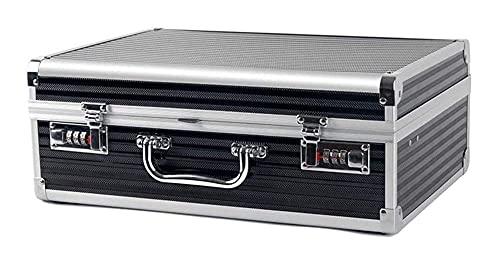 LZLM Boîte de Coiffure Multifonction Boîte de Coiffure Vintage Boîte de Coiffure Case de Coiffure Boîtier de Coiffure Sac à Outils de Cheveux