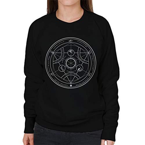 Valyrian Fire Alchemy White Game of Thrones Women's Sweatshirt