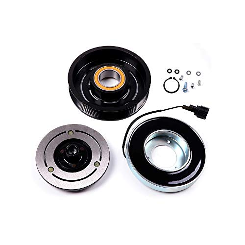 SCITOO AC Compressor Clutch Compatible with CO 10874JC for Nissan Maxima Altima 2002 2003 2004 2005 2006 2007