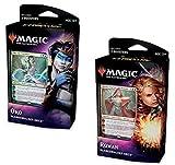 Magic The Gathering MTG Throne of Eldraine - 1 Planeswalker Deck - Selección aleatoria - Espanol - Random Selection - Spanish